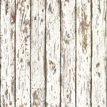 White Weathered Wood
