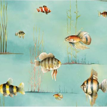 Denim Under The Sea