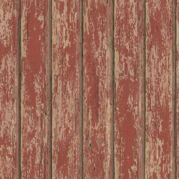 Red Weathered Clapboards