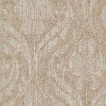Carrara  Bronze Textured Damask