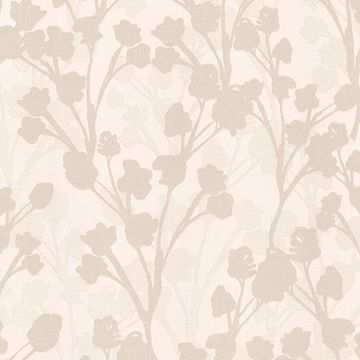 Lawson Beige Botanical Silhouette