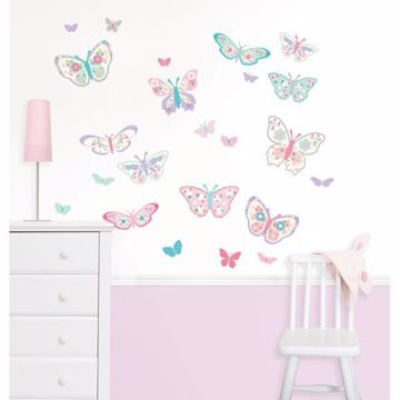 Flutterby Butterflies Kit
