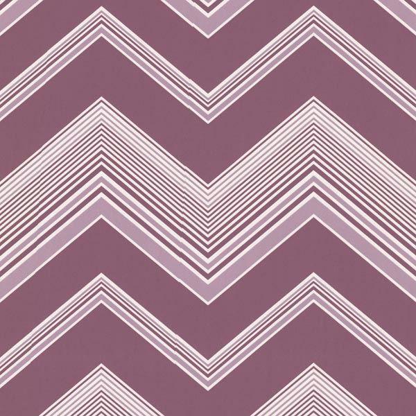 Bearden Purple Zig Zag