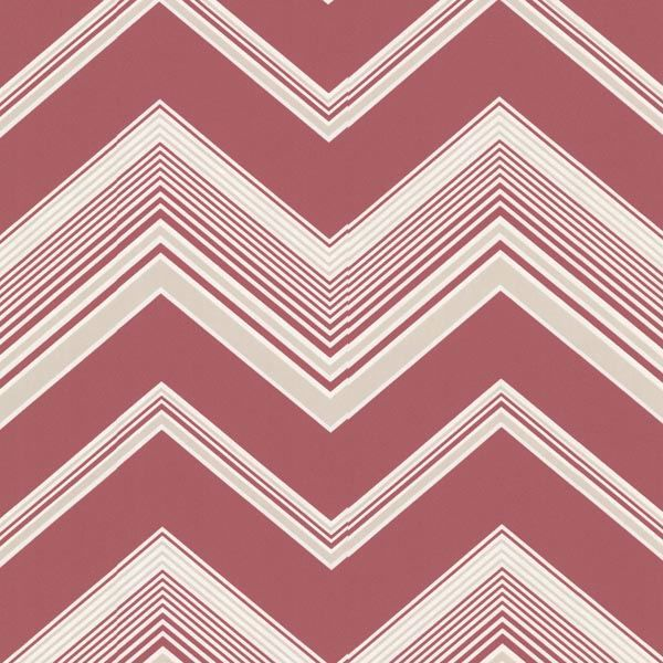 Bearden Pink Zig Zag