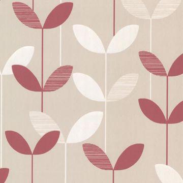 Ernst Pink Linear Leaf
