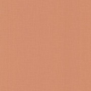 Degas Orange Linen Slub Texture