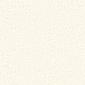 Calendula Beige Modern Floral