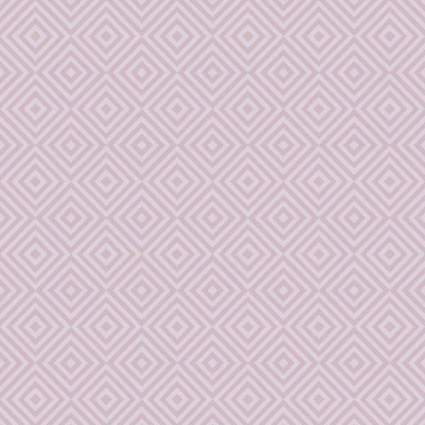 Metropolitan Lavender Geometric Diamond