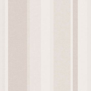 Raya Grey Linen Stripe