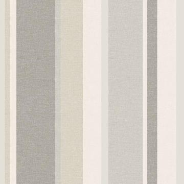 Raya Beige Linen Stripe