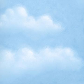 Madeira Blue Puffy Clouds