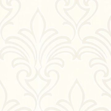 Arras Ivory New Damask