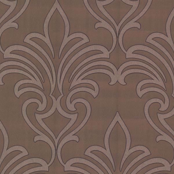 Arras Taupe New Damask