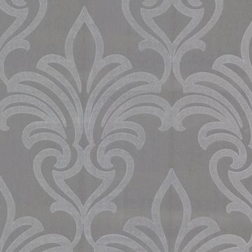 Arras Silver New Damask