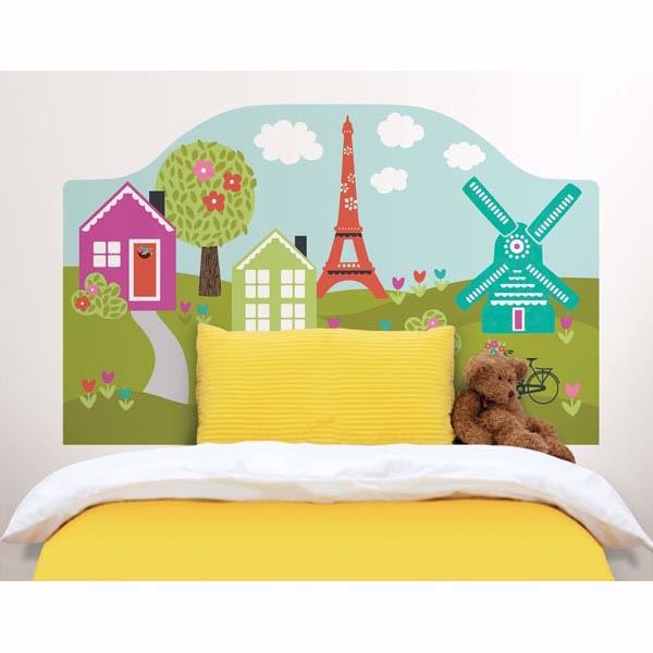 Dilly Dally Twin Headboard