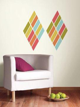 Pop Art Small Wall Art Kit