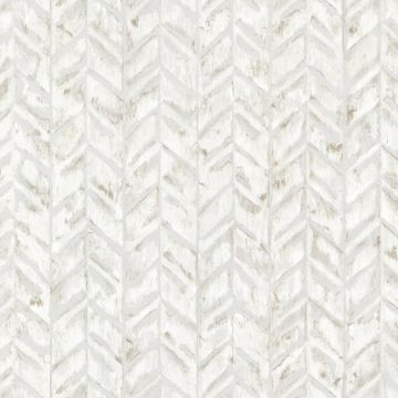 Foothills Ivory Herringbone Texture