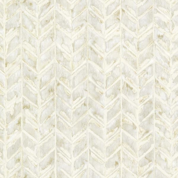 Foothills Cream Herringbone Texture