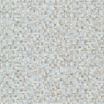 Sanaa Blue Paperweave Texture