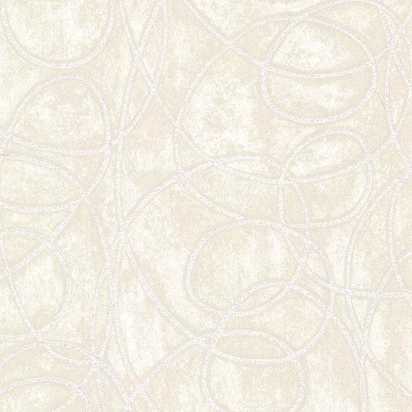 Novia Champagne Geometric Swirl