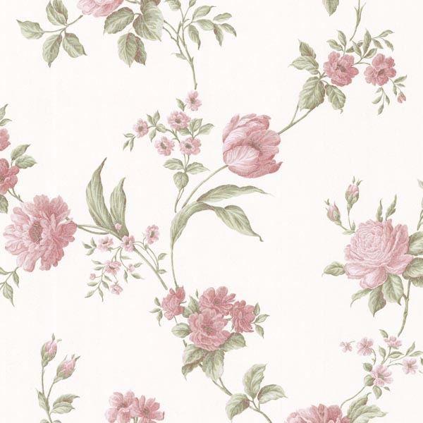 Laetetia Pink Floral Trail