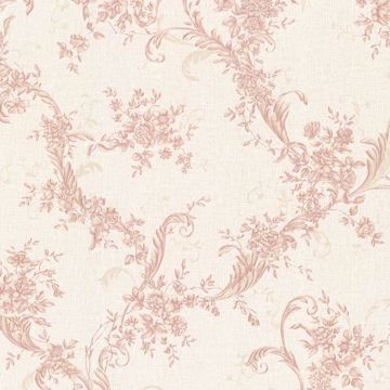 Eleanora Pink Floral Trail