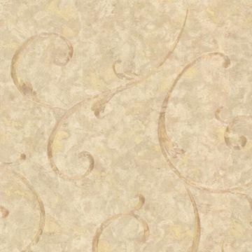 Emilie Bronze Scroll