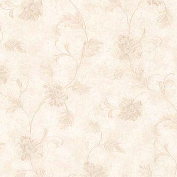 Louise Beige Vintage Floral Trail