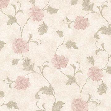 Louise Pink Vintage Floral Trail