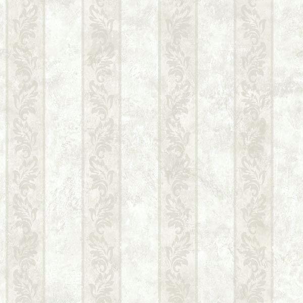 Evelin Cream Ornate Stripe
