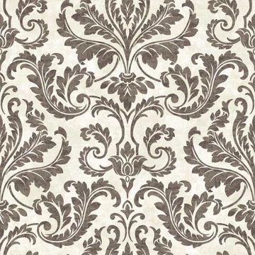 Finley Black Regal Damask