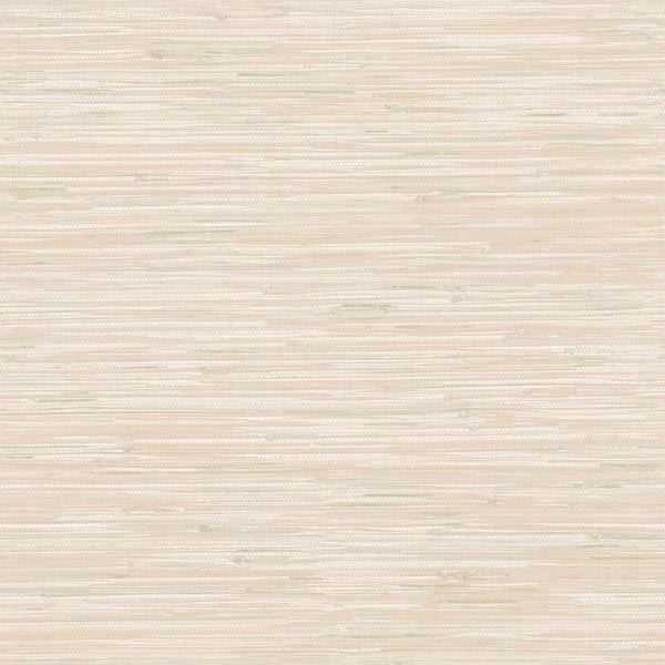 Autumn Breeze Mauve Faux Grasscloth