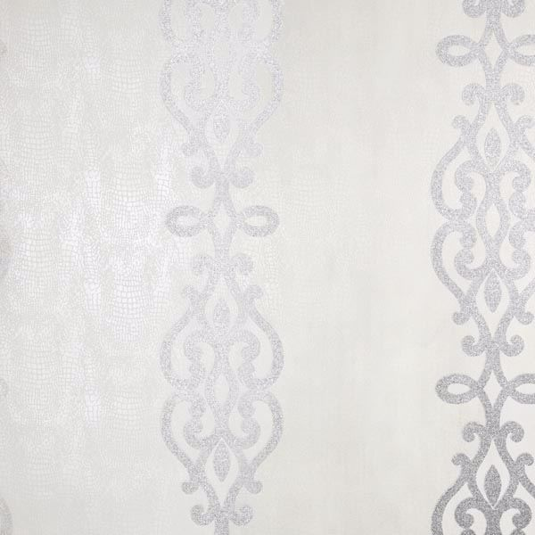 Anaconda Silver Glitter Stripe