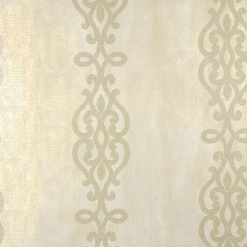 Anaconda Champagne Glitter Stripe
