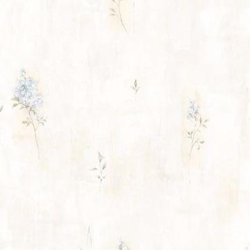 Gwendoline Blue Lilac Blocks