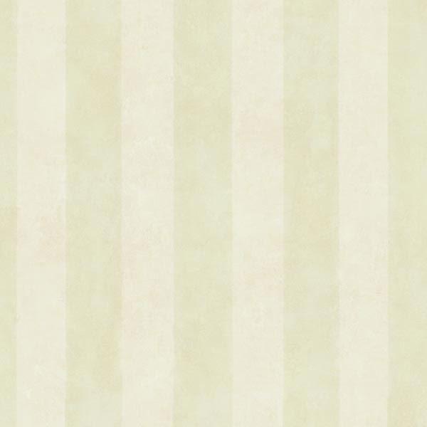 Basil Light Green Soft Stripe