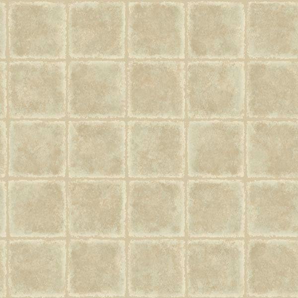 Gold Leaf Beige Tile Texture