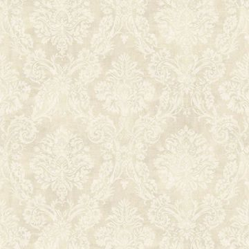 Kent Cream Garden Damask