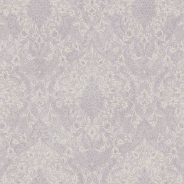 Essex Lavender Lacey Damask
