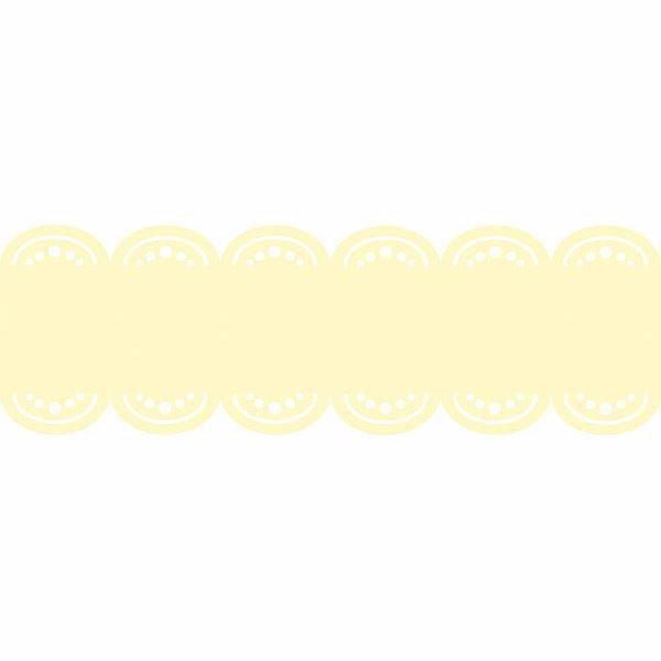 Buttercup Yellow Stripe