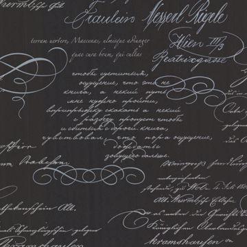Ferdinand Black Poetic Script
