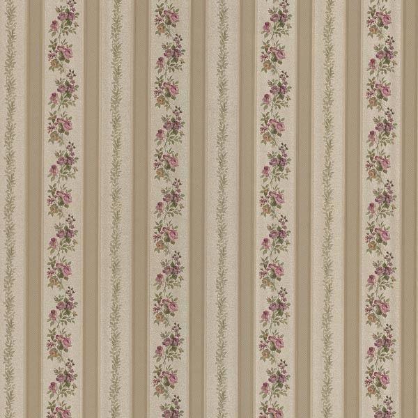 Merle Bronze Floral Stripe