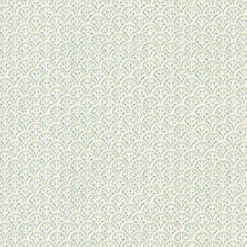Floressa Teal Coral Pattern