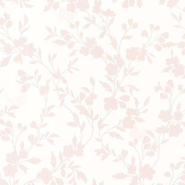 Layla Rose Floral Trail Silhouette