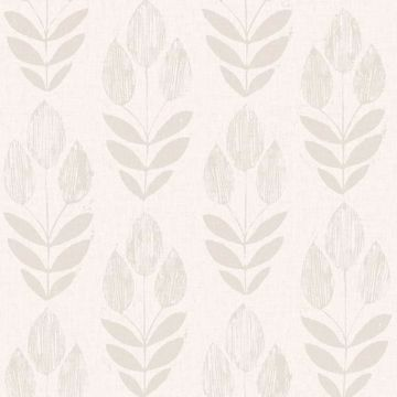 Skye Grey Block Print Tulip