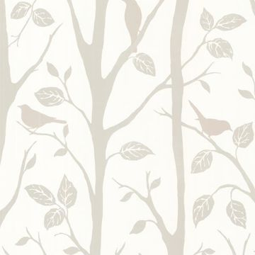 Corwin Grey Bird Branches