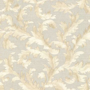 Picture of Harper  Light Grey Acanthus Trail