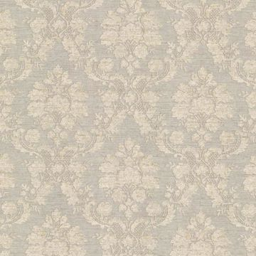 Picture of Marsden  Light Grey Damask