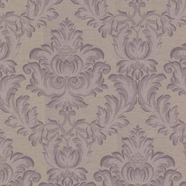 Picture of Oldham Purple Damask