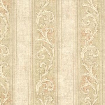 Picture of Farnworth Gold Scroll Stripe